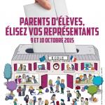 élection parents d'élèves 2015
