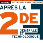 guide onisep «après la classe de seconde générale et technologique»