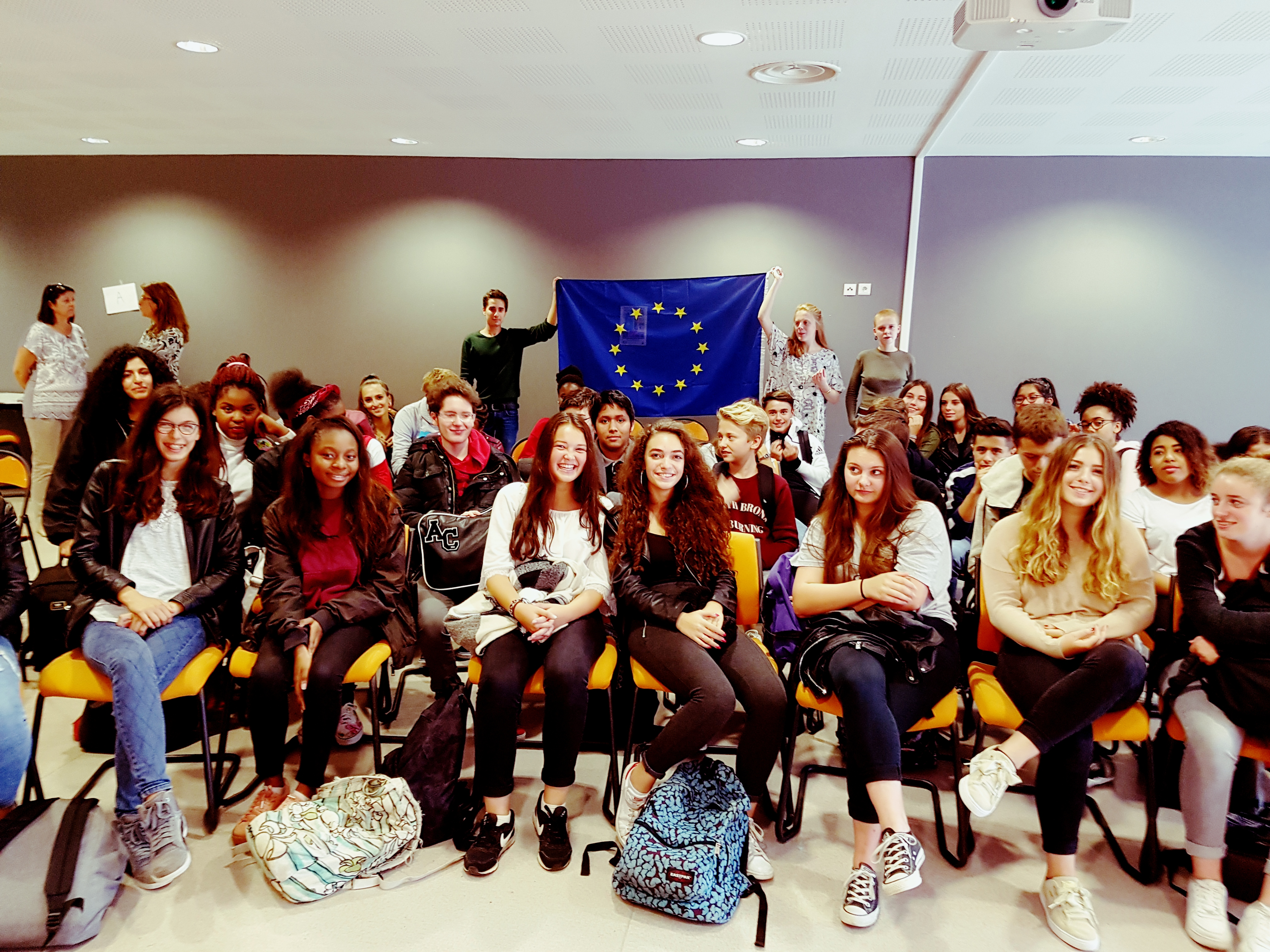 Les jeunes parlementaires européens