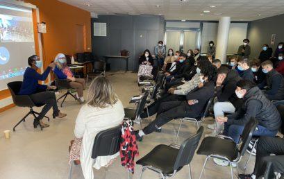 Rencontres avec Tania Demontaigne et Kathryn Graetz