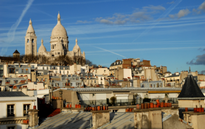 Sortie à Montmartre