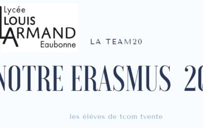 NOTRE ERASMUS 2020 (TCOM TVENT)