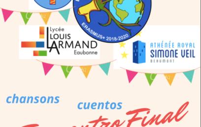 Mobilité virtuelle Erasmus+ «el patio de Babel»